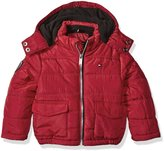 Tommy Hilfiger Baby Boys' Richard Puffer Jacket