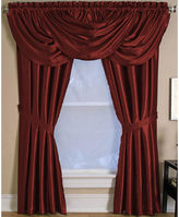 JCPenney Versailles Rod-Pocket Waterfall Valance