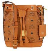 MCM Mini Heritage Drawstring Shoulder Bag