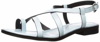 Calvin Klein Women's TICA Flat Sandal