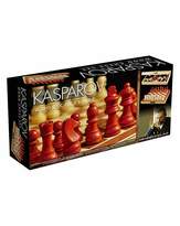 Fashion World Garry Kasparov Wooden Chess Set.