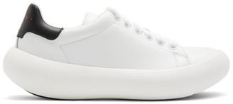 Marni White Banana Sneakers