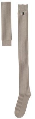 Rick Owens x Moncler - Thigh high knit socks