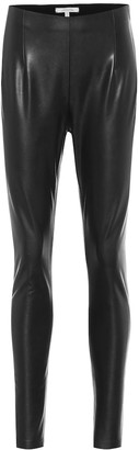 Schumacher Dorothee Skinny faux-leather pants