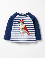 Boden Big Applique T-shirt