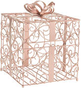 Cathy's Concepts Cathys Concepts Rose Gold Reception Gift Card Holder