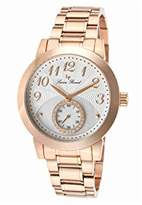 Lucien Piccard Women's LP-40002-RG-22 Garda Rose Gold-Tone Stainless Steel Watch