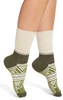 Smartwool Women's 'Camp House' Crew Socks