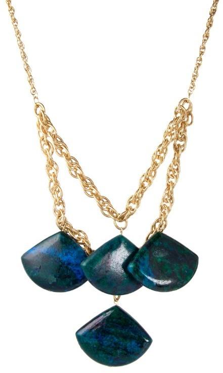 K. Amato Giant Stones Necklace