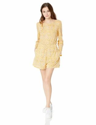 Roxy Junior's Beach Chiller Romper Dress