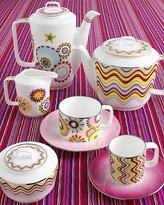 Margherita Tea Cup with Saucer