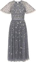 Needle & Thread Comet Midi Dress