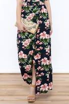 Floral Maxi Skirt - ShopStyle