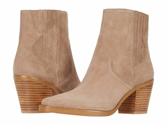 Lucky Brand Womens Jaide Ankle Boot