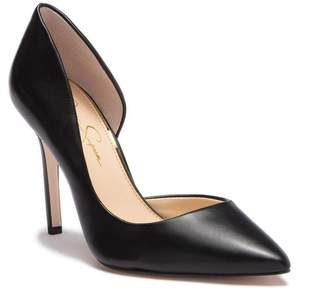 Jessica Simpson Paryn d'Orsay Pointed Toe Pump - Multiple Widths Available