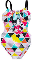 Disney Minnie Mouse Geometric Swimsuit for Girls
