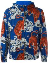 Gucci Bengal tiger print jacket - men - Polyamide - 46