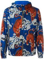 Gucci Bengal tiger print jacket - men - Polyamide - 50