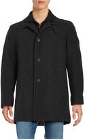 Calvin Klein Double Breasted Pea Coat