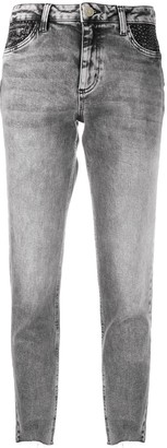 Liu Jo Low Rise Straight Jeans