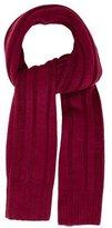 Hermes Cashmere Knit Scarf