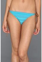 Roxy Love And Sunshine 70s String Bottom (Capri) - Apparel
