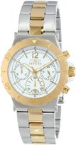 Invicta Women's 14855 Specialty Chronograph 18k Gold Ion Plating and Stainless Steel Two-Tone Watch