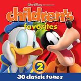 Disney Children's Favorites Volume 2 CD