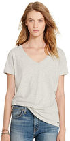 Denim & Supply Ralph Lauren Jersey V-Neck Tee