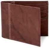 Isaac Mizrahi Leather Passcase Wallet