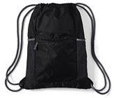 Classic Packable Cinch Sack-Black