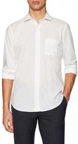 Gant R. Imported Fabric H-Spread Sportshirt