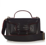 Pierre Hardy Alpha leather shoulder bag