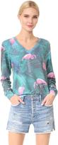 Wildfox Couture Miami Palms Sweatshirt