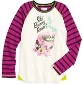 Hatley Toddler Girl's Ski Bunny Resort Graphic Tee