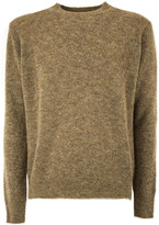 Dondup Beige Wool Terry Sweater