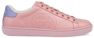 Gucci Women's Ace Interlocking G Sneakers