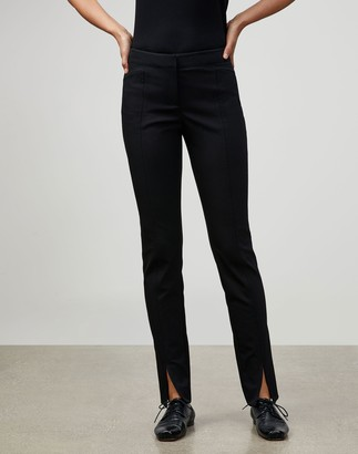 Lafayette 148 New York Petite Acclaimed Stretch Waldorf Slim Pant