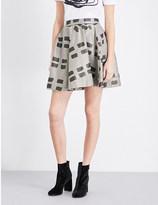 Anglomania New Legend jacquard skirt