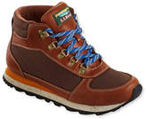 L.L. Bean Women's Waterproof Katahdin Hiking Boots, Leather Mesh