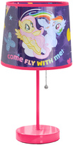 Idea Nuova Purple My Little Pony 'Come Fly With Me' Table Lamp