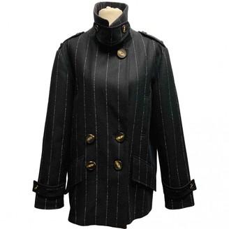 N. Valentine Gauthier \N Black Wool Coats