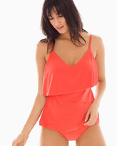 Soma Intimates Chloe Swim Tankini Top