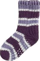 Playshoes Girl's Knitted Socks Soft and Cuddly Anti-Slip-Socks