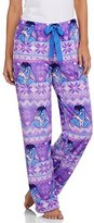 Disney Eeyore Winnie the Pooh Superminky Fleece Sleep Pants - Medium