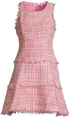 LIKELY Tweed A-Line Dress