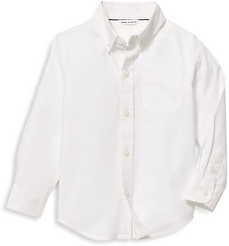 Janie and Jack Baby's, Little Boy's & Boy's Cotton Oxford Shirt