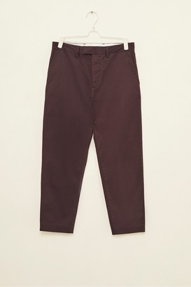 French Connection Clean Machine Stretch Crop Trousers