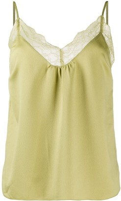 LOVE Stories Lynn lace-trim camisole
