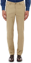 Luciano Barbera MEN'S CORDUROY TROUSERS